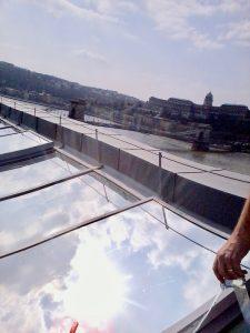 hővédő fólia ablakra