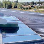 hővédő ablakfólia tetőablak