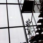 hővédő ablakfólia lépcsőházba
