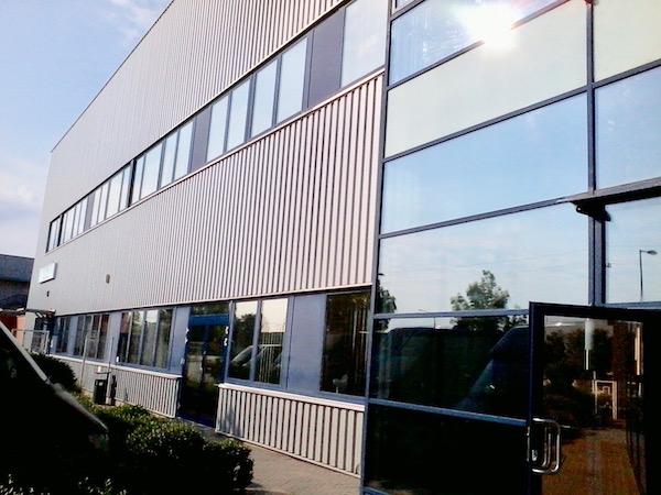 hővédő ablakfólia üzemre