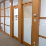 betkintésgátló ablakfólia iroda