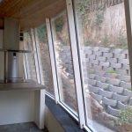 biztonsági ablakfólia rézsü