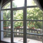 biztonsági ablakfólia terasz