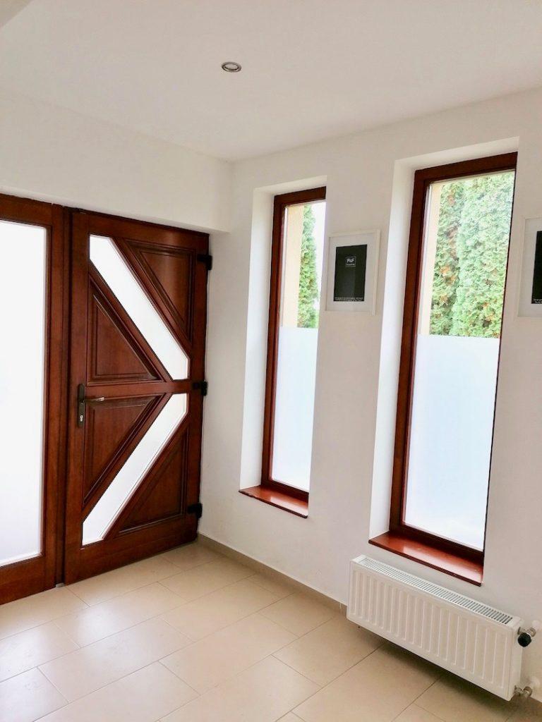 savmart üvegfólia ajtó üvegre