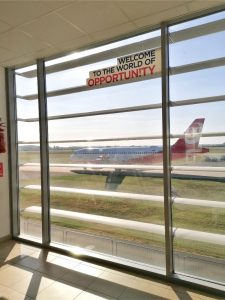 reptér ablakfólia